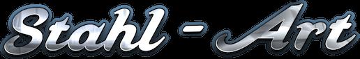 Stahl-Art Möbel - Die neue Art des Wohnens - aus Offenburg-Logo
